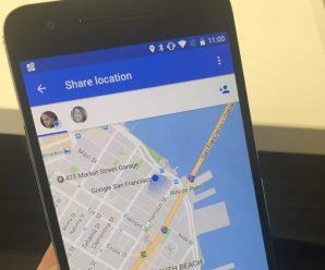How To Share Your Location Using Google Maps