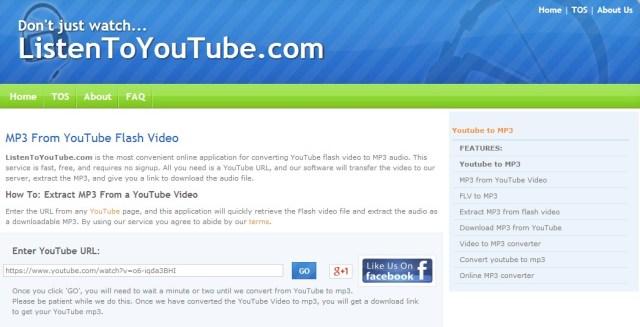 listen-to-youtube