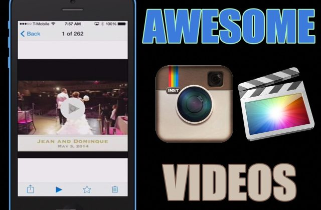 publish video