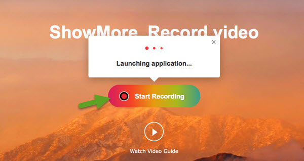 showmore-recorder-on-mac