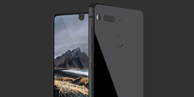 Build Quality of Essential Phone