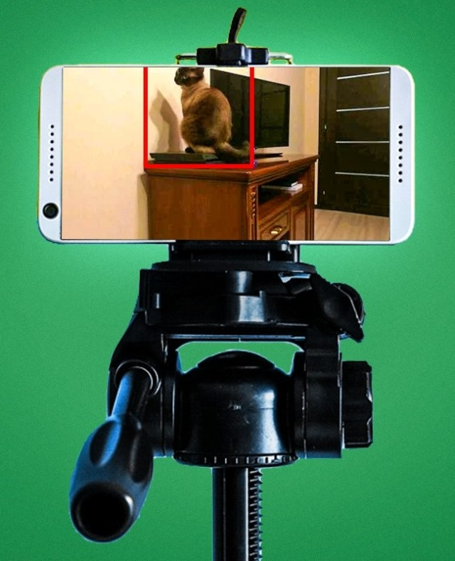 CCTV Security Cam with your Smartphone