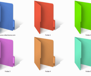 HOW TO CUSTOMIZE FOLDER COLORS IN WINDOWS 10