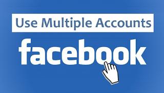 multiple facebook