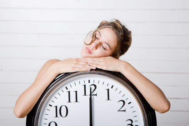 Eight hours of sleep at night is good for health