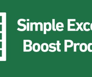9 Simple Excel Tips To Boost Productivity