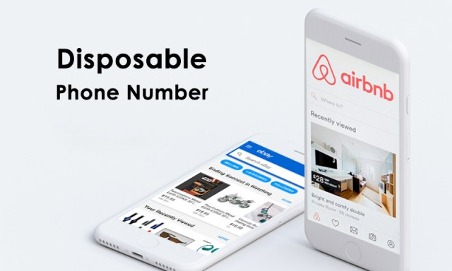 disposable phone number