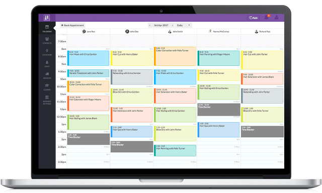 Scheduling Software