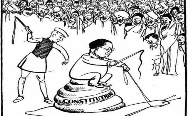 Rewrite Indian Constitution