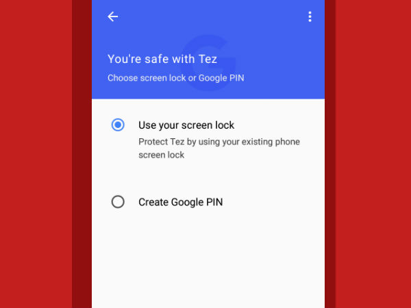 Tez App Lock