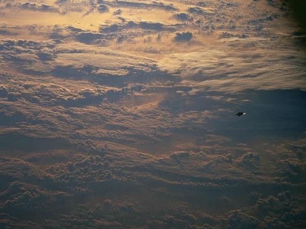 Mysterious Satellite on Mysterious Orbit