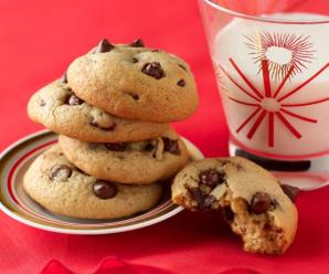 How to make Malted Milk Chocolate Chip Cookies