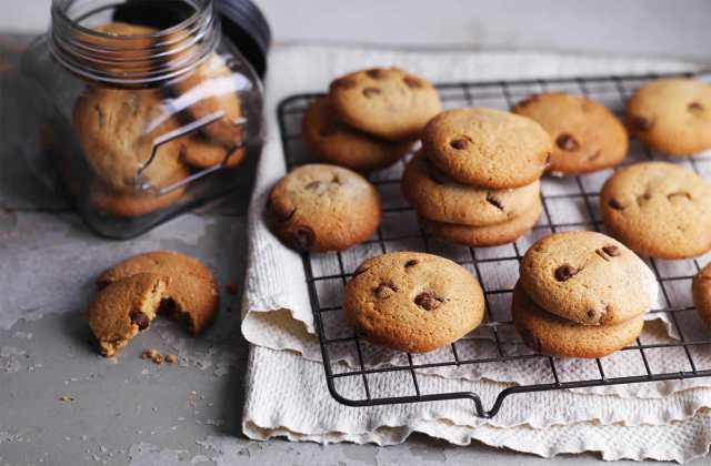 malted milk choc chip cookies 2