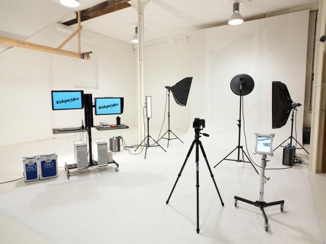 Home Photo Studio
