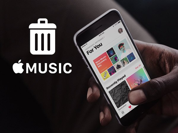 How To Remove Apple Music on iPhone and Mac