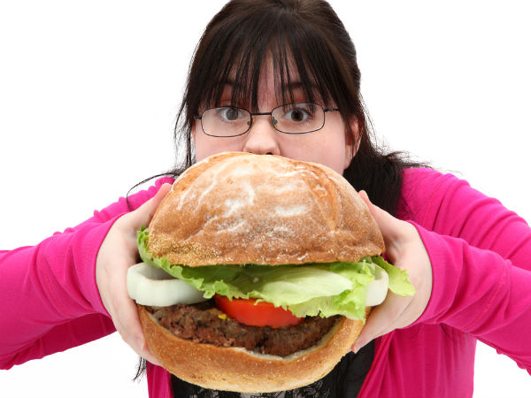 Junk Foods - Estrogen