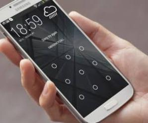How to unlock the phone if you forget the password?
