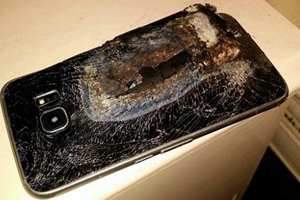 phone batteries explode