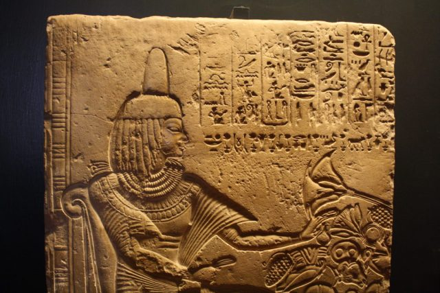Cosmetics and Toothpaste in Ancient Egypt