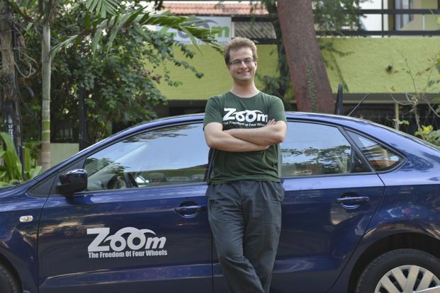 David Back Zoomcar