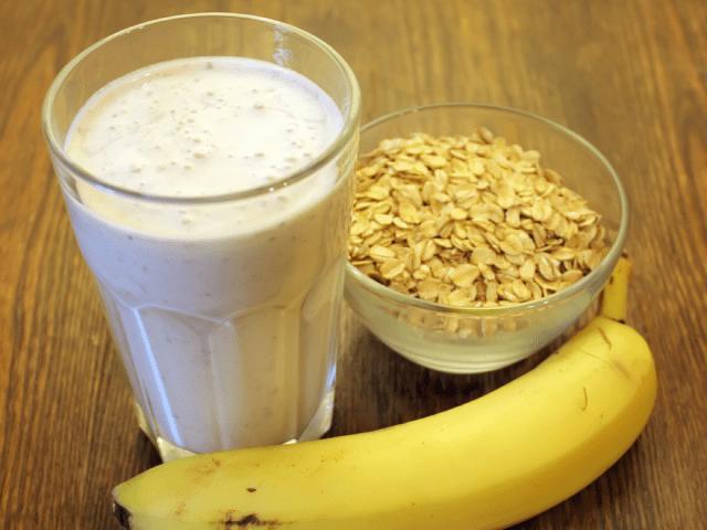 Oatmeal Shake