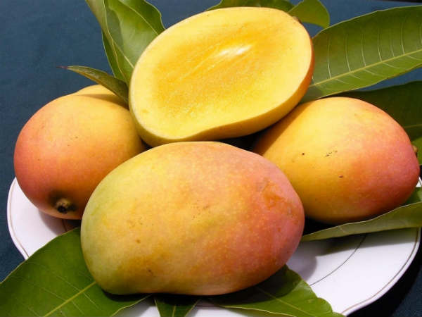 Vitamins in Mango