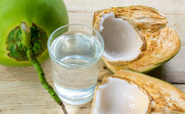 Best Time to Drink Coconut Water