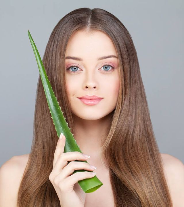 Benefits of Aloe Vera For Hair