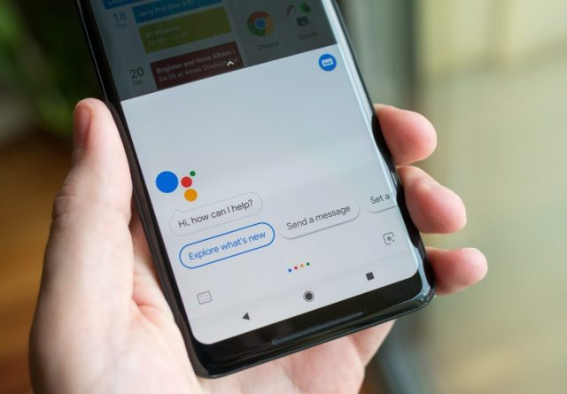 How to Use Google Assistant to prepare a shopping list