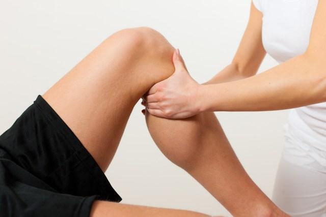 Massage after workout