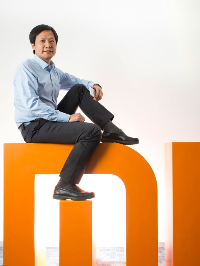 Xiaomi's Lei Jun