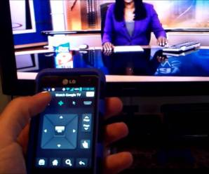 How to use your smartphone as a TV Remote?