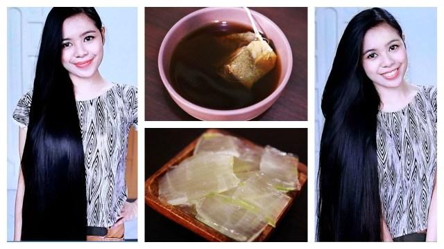 Dandruff Hair - Black Tea Benefits