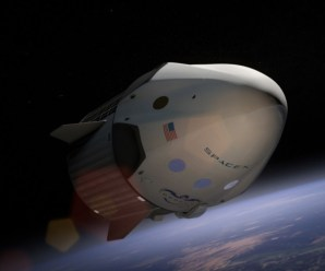 Elon Musk's SpaceX hopes to send its first astronauts to the international space station next year