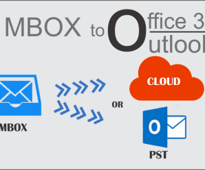 How to Convert & Import MBOX files to Outlook or Office365