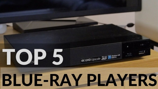 Best Blu-Ray Players