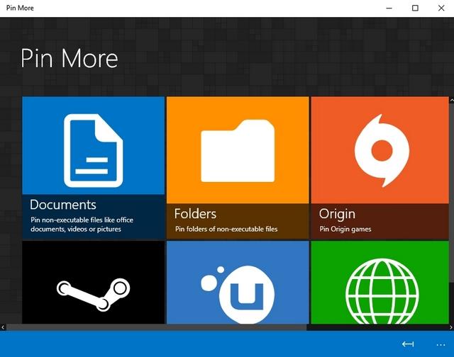 Windows-Store-App Pin