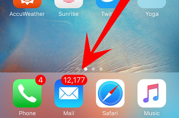 iPhone-trick to delete all messages