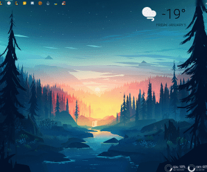 How To Create A Customize Windows 10 Desktop With Rainmeter