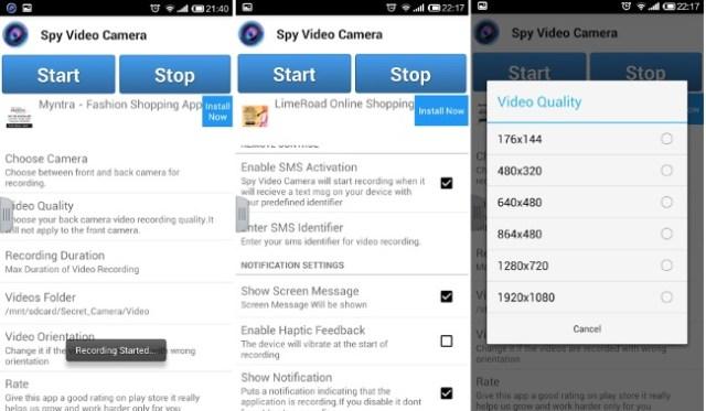 Spy-Video-Camera