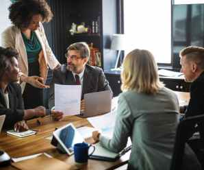 How to Make Your Work Meetings More Engaging and Productive