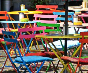 Cafe chair ideas to make your bistro the most popular one in town