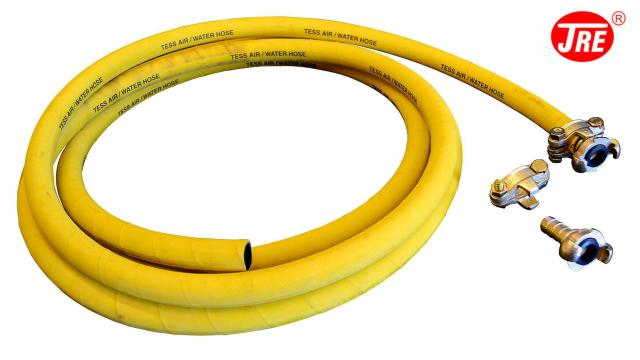 Tips for hydraulic hose routing