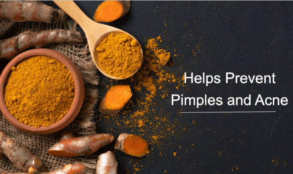 Helps Prevent Pimples and Acne