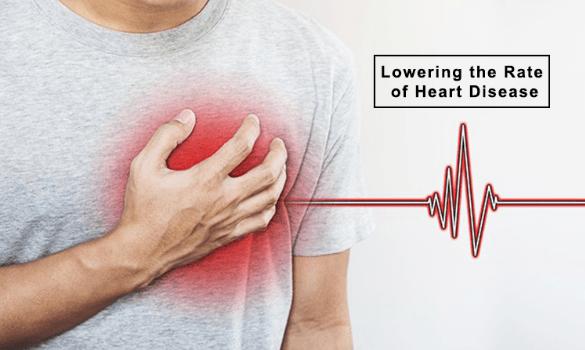 Lowering the Rate of Heart Disease