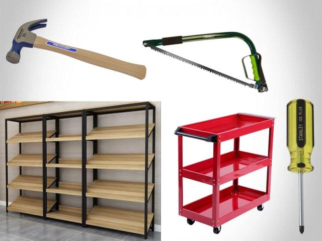 shopfitting tools