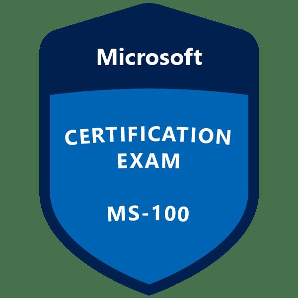 microsoft ms-100
