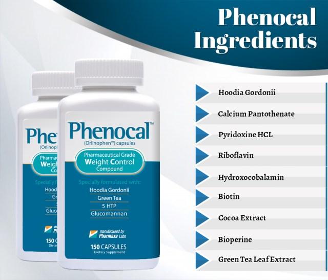 phenocal-ingredient