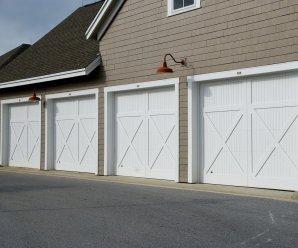Six types of Garage Door and their benefits