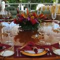 Hosting a dinner party? 5 tips to spruce up your dining space